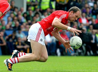 Cork footballer Alan O'Connor is back with the Rebels.