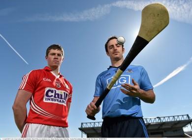 Cork's Conor Lehane and Dublin ace Ryan O'Dwyer will lock horns on Sunday