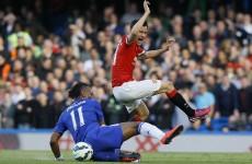 As it happened: Chelsea v Man United, Premier League