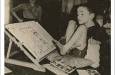 More than his left foot: New archive shows the real life of Christy Brown