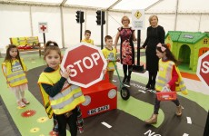 Road accidents account for almost 40% of child deaths in Ireland