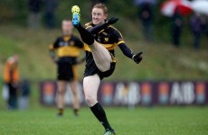 Colm Cooper is back scoring points for the first time in over a year