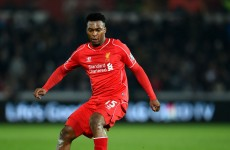 Rodgers wants injury-plagued Sturridge to play through the pain barrier as Reds push for top four