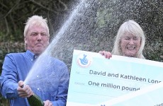 Couple win £1m on EuroMillions for the SECOND time (but still live in a caravan)