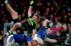 Mayo forward breaks his collarbone – for the second time in the space of three months