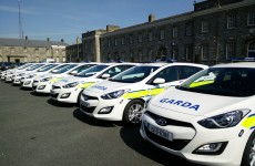 The Gardaí have a new fleet of cars – and they've taken to Facebook to show them off