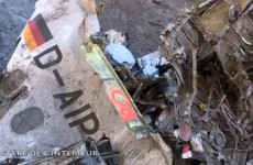 New video shows scale of Germanwings crash site
