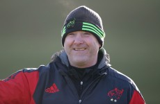 'It is disappointing to miss out on Europe' – Munster coach Foley