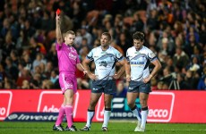 There was an ugly tip-tackle in Super Rugby earlier but should Ian Prior be banned?