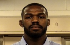 UFC champion Jon Jones has turned himself in to police