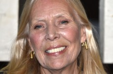 Joni Mitchell hospitalised after being found unconscious at LA home