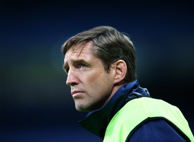 Kieran McGeeney reckons there's no point complaining about the championship structure.