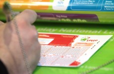 A woman bought a lotto ticket instead of an ice-cream and won €500,000