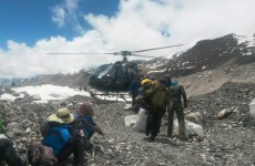 Six Irish people have not yet contacted home after Nepal earthquake