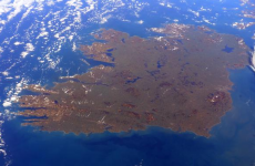Look up – a bunch of astronauts are about to float over Ireland