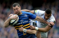 As it happened: Leinster v Bath, Champions Cup quarter-final