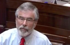 WATCH: Enda launches into Gerry Adams and calls him the ultimate hypocrite
