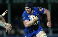 Returning SOB and Six Nations champions boost O'Connor's Leinster