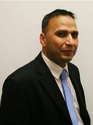 Labour councillor Shakil Ahmed who said he had no idea his son was even in Turkey.