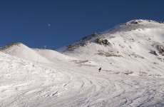 Seven-year-old British boy killed after skiing over cliff in the French Alps