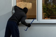 Has your home been burgled?