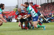 Munster claim five points despite being in second gear against Treviso