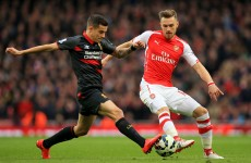 As it happened: Arsenal v Liverpool, Premier League