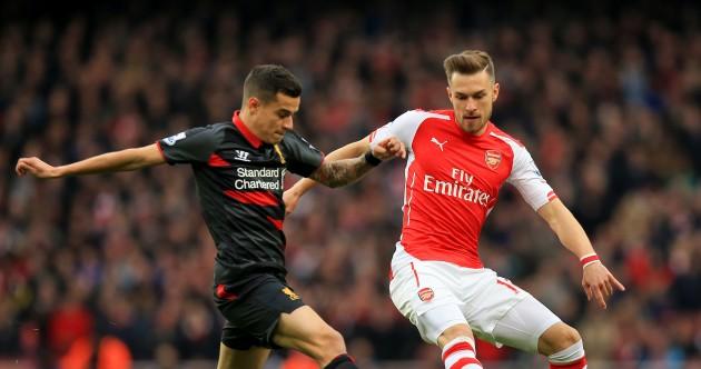 As it happened: Arsenal v Liverpool, Premier League