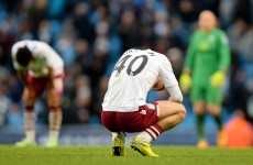 What on earth was Brad Guzan doing? His inexcusable blunder gifted City an early lead
