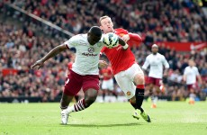As it happened: Manchester United v Aston Villa, Premier League