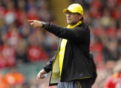Jurgen Klopp has announced he will leave Dortmund at the end of the season.