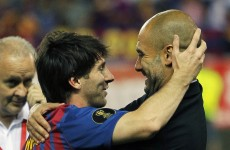 Messi and Pep reunited as Barca and Bayern meet in the Champions League semi-finals