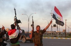 Mass graves containing hundreds of soldiers found in Iraqi city