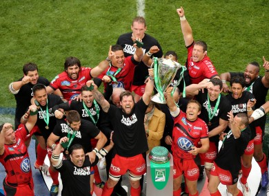 Toulon's Heineken Cup win in 2013 signalled their arrival as Europe's elite.