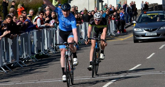 From football to cycling via triathlons – Bryan McCrystal's amazing sporting career