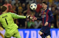Mourinho: Any of England's top 4 would win Champions League with Messi