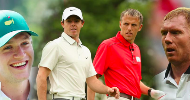 Why two Man United legends are playing golf with Niall Horan and Rory McIlroy today