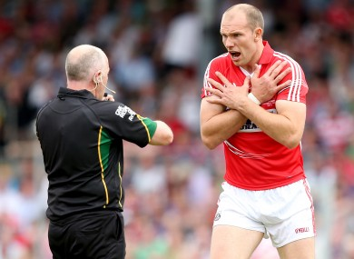 Alan O'Connor is back in the Cork starting line-up.