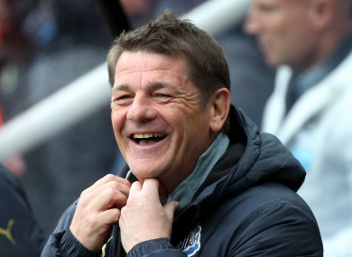 Carver has watched his side lose their last eight successive games.