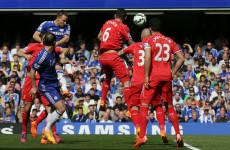 As it happened: Chelsea v Liverpool, Premier League