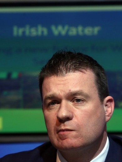 Water charges will be taken from people's wages or dole