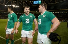 'Trying to become Sean O'Brien, really': Pilates helping Healy return fitter and faster for Ireland