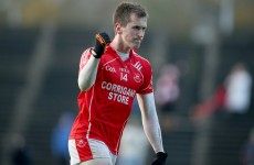 Good news, Mayo fans! Cillian O'Connor played (briefly) in Ballintubber's win today