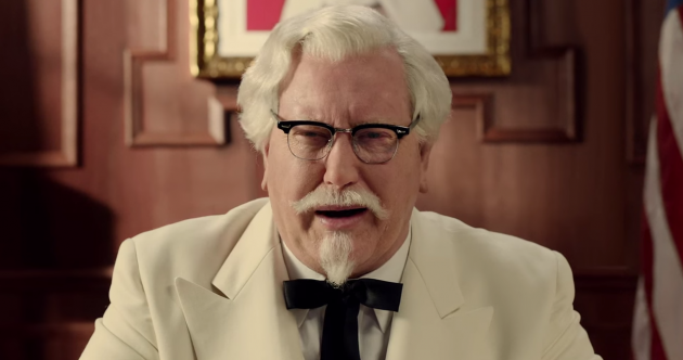 After more than two decades on ice, Colonel Sanders is back