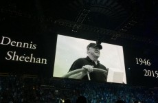 'An irreplaceable legend' – friends pay tribute to U2 tour manager Dennis Sheehan