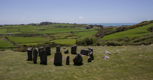 """A place of sacrifice"": Tour the stone circle that freaked out a 1930s psychic"