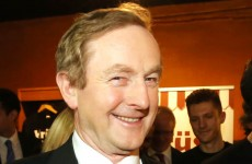 The latest poll might give Enda notions of calling an early election