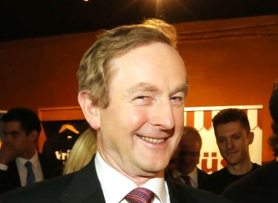 Enda Kenny might be considering a cheeky election before the end of the year