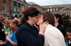 The first same-sex marriages could take place before the end of the summer