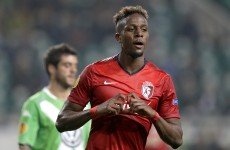 Liverpool's Belgian striker named in Ligue 1′s worst XI of the season